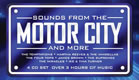 Sounds From The Motor City